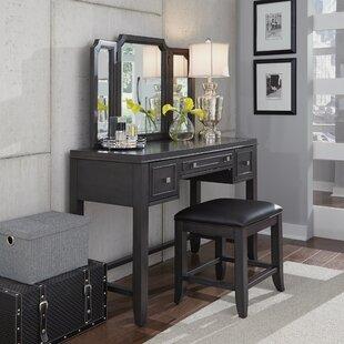Calderdale Vanity Set ByGracie Oaks