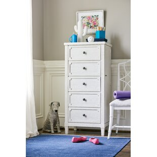 Dressing 5 Drawer Semainier by Canora Grey