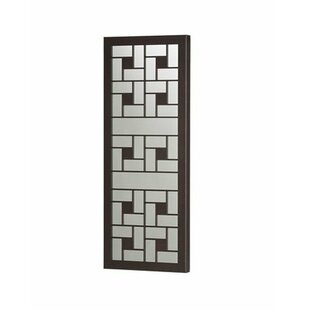 Marco Lighting Components Inc. Squares with Slots Wall Mirror
