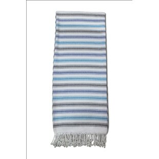Fringed Edges Turkish Bath Towel