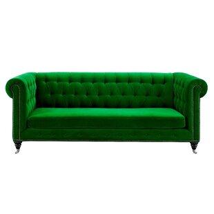 Willa Arlo Interiors Gertrudes Chesterfield Sofa