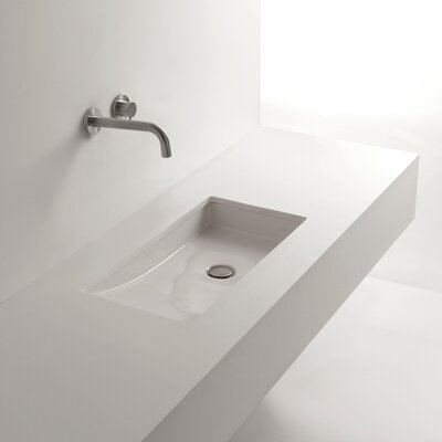 Undermount Bathroom Sink ws bath collections whitestone om specialty undermount bathroom
