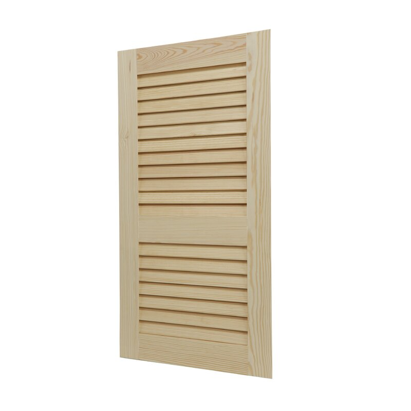 Incroyable Louvered Shutter