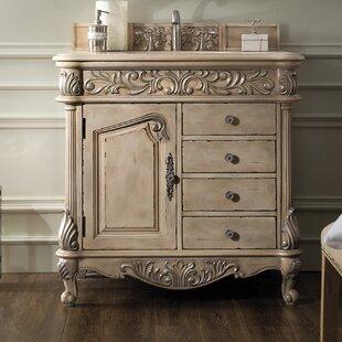 Paddington 36 Single Bathroom Vanity Set by Astoria Grand