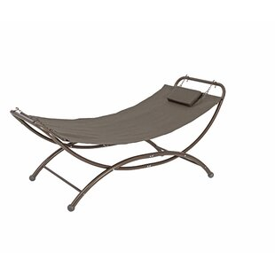 TrueShade™ Plus Standing Polyester Hammock with Stand