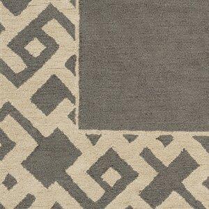 Congo Carson Hand-Tufted Gray/Beige Area Rug