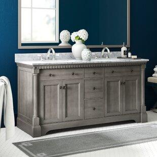 Seadrift 61 Double Bathroom Vanity Set by Greyleigh