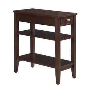 Greenspan End Table With Storage