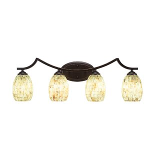 World Menagerie Cambridge 4-Light Vanity Light