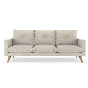 Crampton Satin Weave Sofa