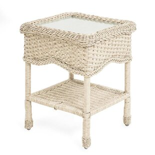 Plow & Hearth Prospect Hill Plastic SIde Table