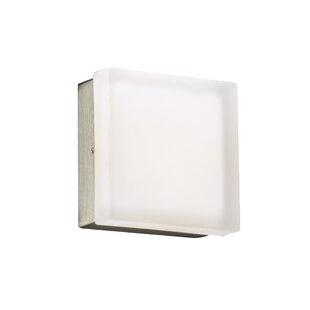 Senecal 1 Light Modern Wall Sconce