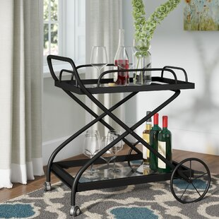 Mattern Indoor Bar Cart by Red Barrel Studio