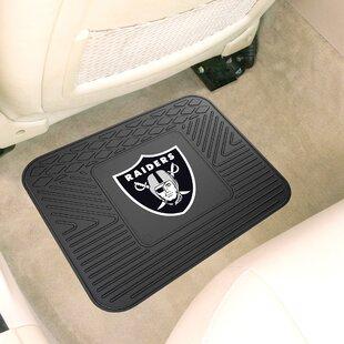 NFL - Oakland Raiders Kitchen Mat By FANMATS