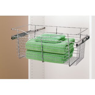 Best Deals Pull-Out 18W x 11H Drawer By Rev-A-Shelf