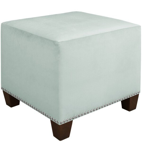 Skyline Furniture Cube Ottoman U0026 Reviews | Wayfair