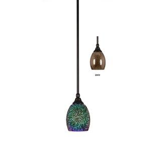Jonsson 1-Light Cone Pendant by Ebern Designs