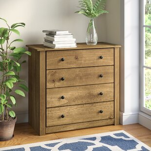 Anns 4 Drawer Chest By Three Posts