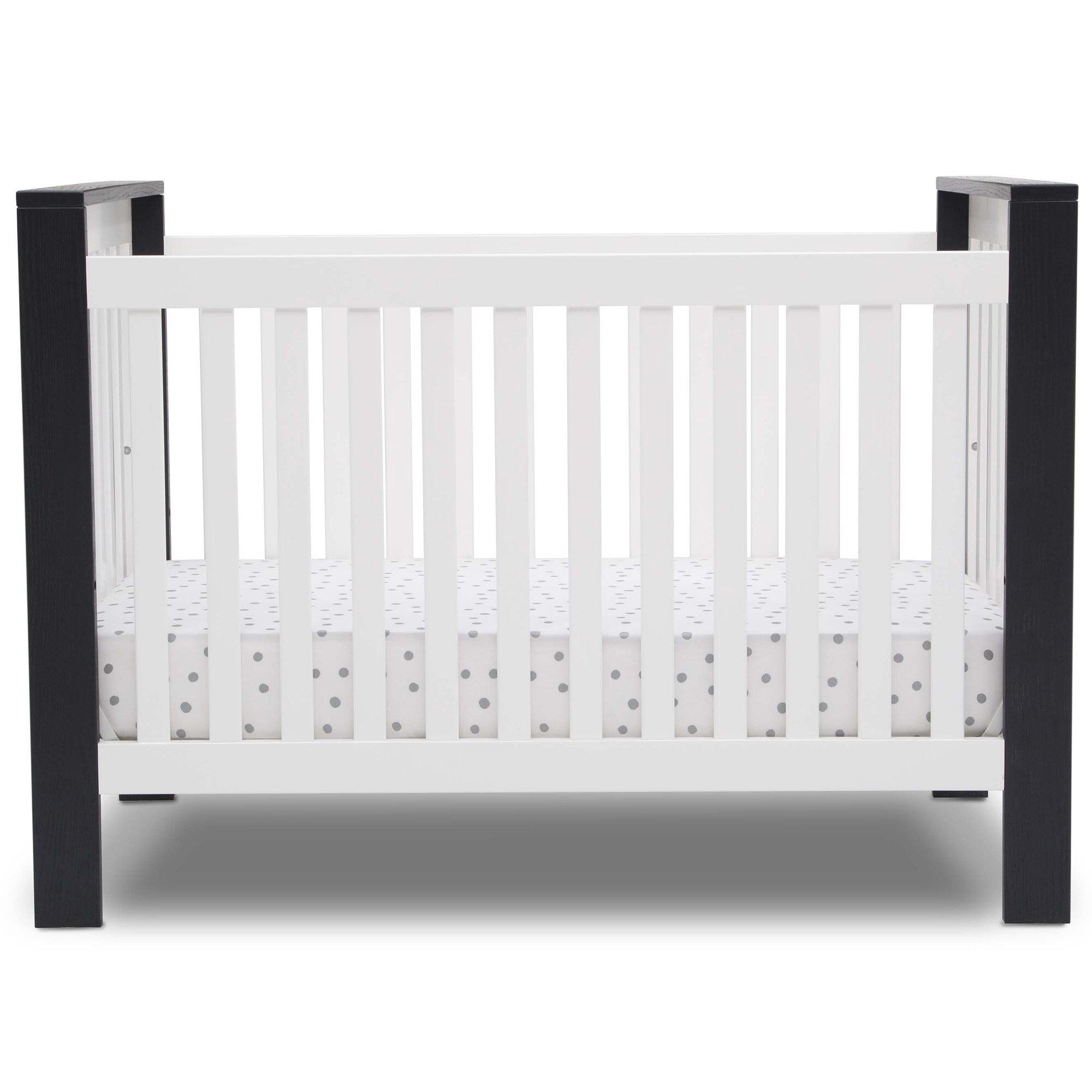 Delta Children Miles 4 In 1 Convertible Crib Reviews Wayfair