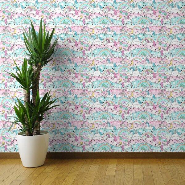 Nursery Removable Wallpaper Wayfair