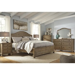 Greyleigh Trudy Panel Configurable Bedroom Set