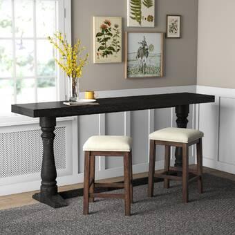 Strange Schweitzer Sofa Pub Table Birch Lane Cjindustries Chair Design For Home Cjindustriesco