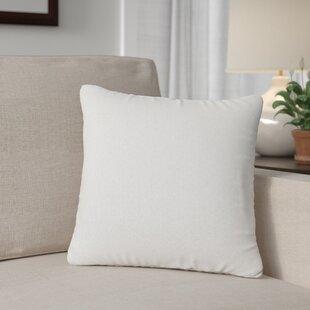 fluffy white pillow | wayfair White Fluffy Throw Pillows