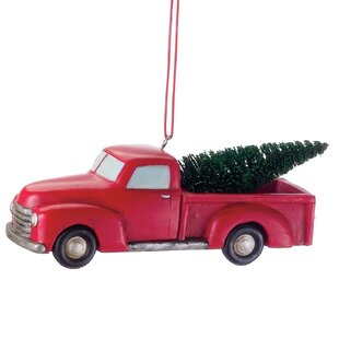 d8f01bcddd4d Specialty Pickup Truck Ornament. By The Holiday Aisle