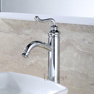 Luxier Hole Lavatory Vanity Vessel Sink Bathroom Faucet