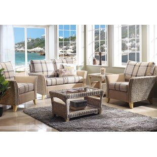 Gracie 5 Piece Conservatory Sofa Set By Beachcrest Home