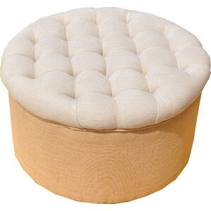 Isabella Ottoman by The Bella Collection