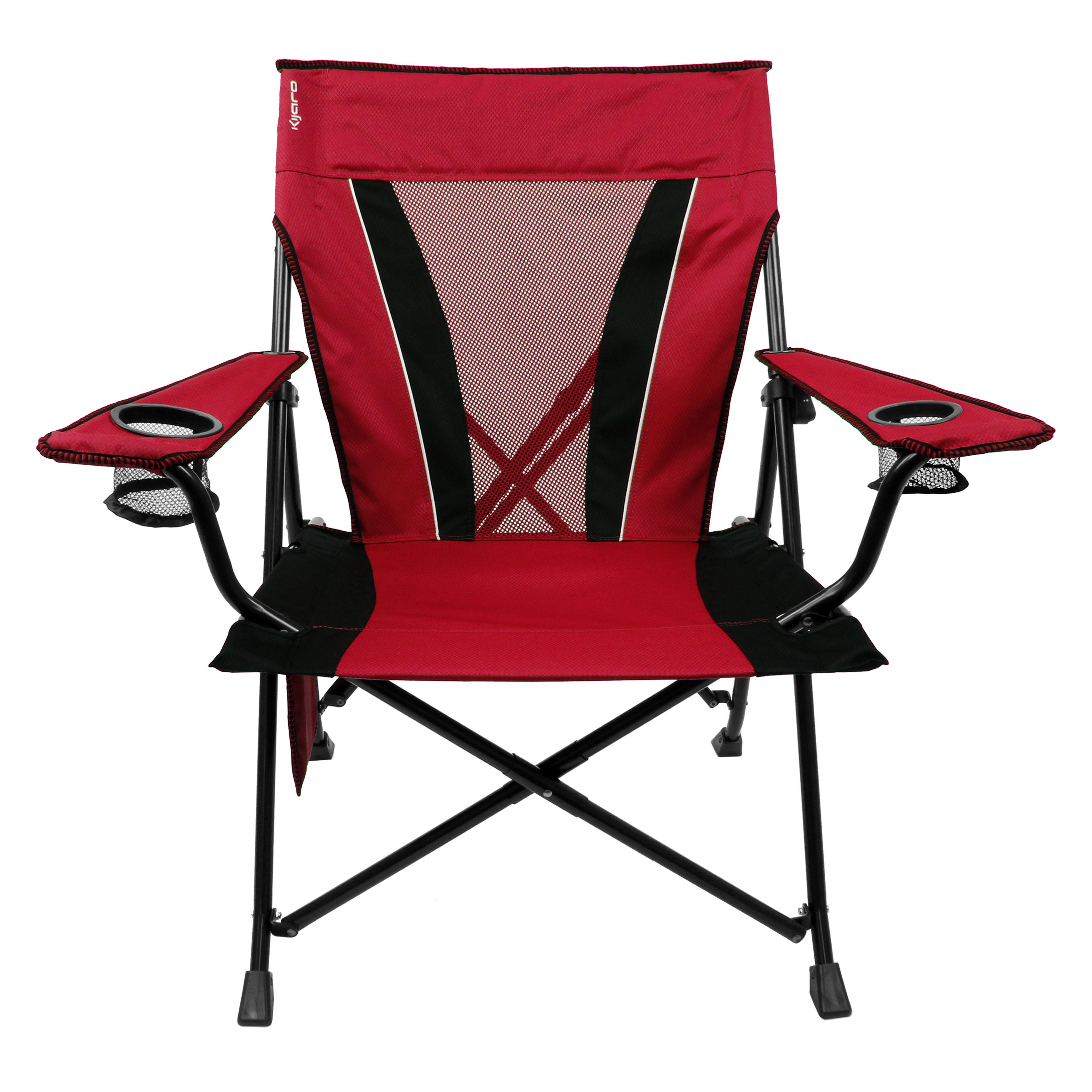 Kijaro Xxl Dual Lock Folding Camping Chair Reviews Wayfair