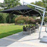 Odom 10 Square Cantilever Umbrella
