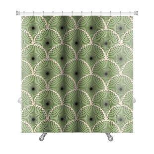 Simple Pattern Abstract Stylish Motif Premium Single Shower Curtain