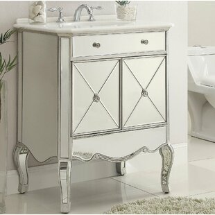 Inexpensive Zadie 30 Single Bathroom Vanity Set By House of Hampton
