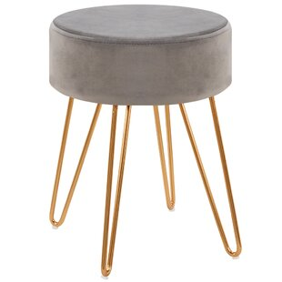 Accent Gold Vanity Stools You Ll Love In 2021 Wayfair