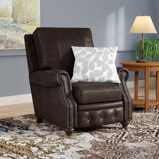 Comparison Winslow Leather Manual Recliner by Hooker Furniture Reviews (2019) & Buyer's Guide