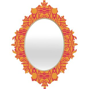 Deny Designs Pattern State Shotgirl Tang Baroque Accent Mirror
