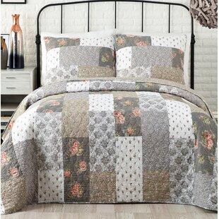 Floribunda Single Reversible Quilt