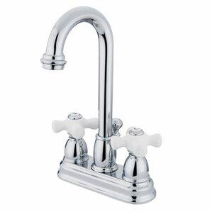 porcelain handle bathroom faucet. Centerset Bathroom Faucet with Double Porcelain Cross Handles Modern Handle Sink Faucets  AllModern