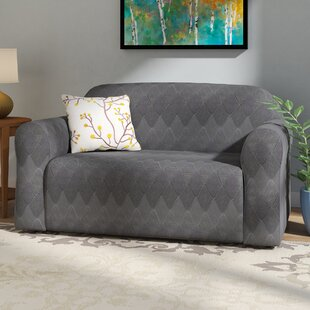 Find the perfect Levine Box Cushion Sofa Slipcover by Red Barrel Studio Reviews (2019) & Buyer's Guide