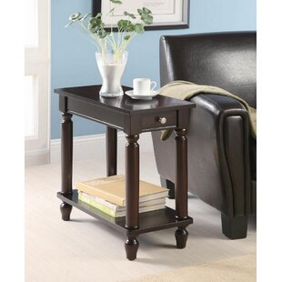 Eamon End Table with Storage b..