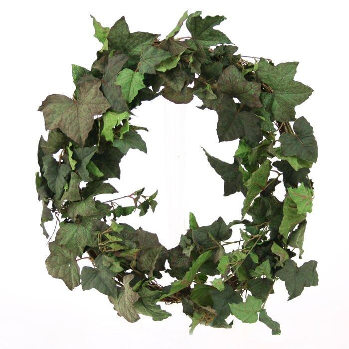 distinctive designs diy foliage artificial ivy wreath wayfair