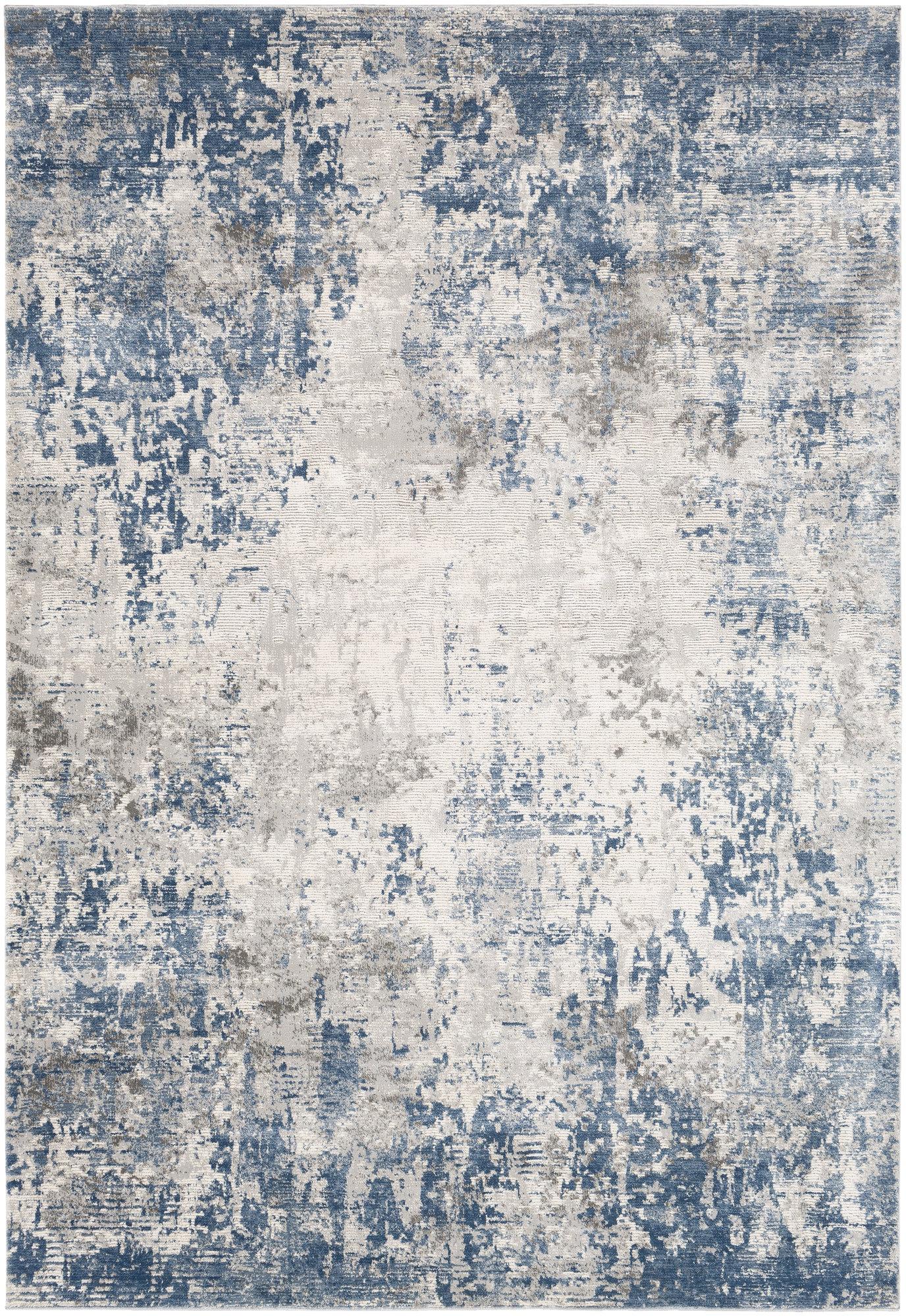 Williston Forge Hobert Abstract Gray
