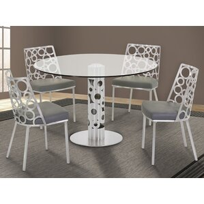 Bradberry Dining Table by Orren Ellis