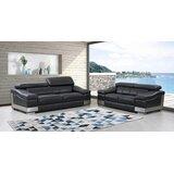 Donelle 2 Piece Reclining Living Room Set by Orren Ellis