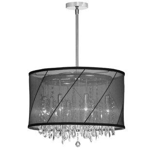 Willa Arlo Interiors Deston 6-Light Chand..