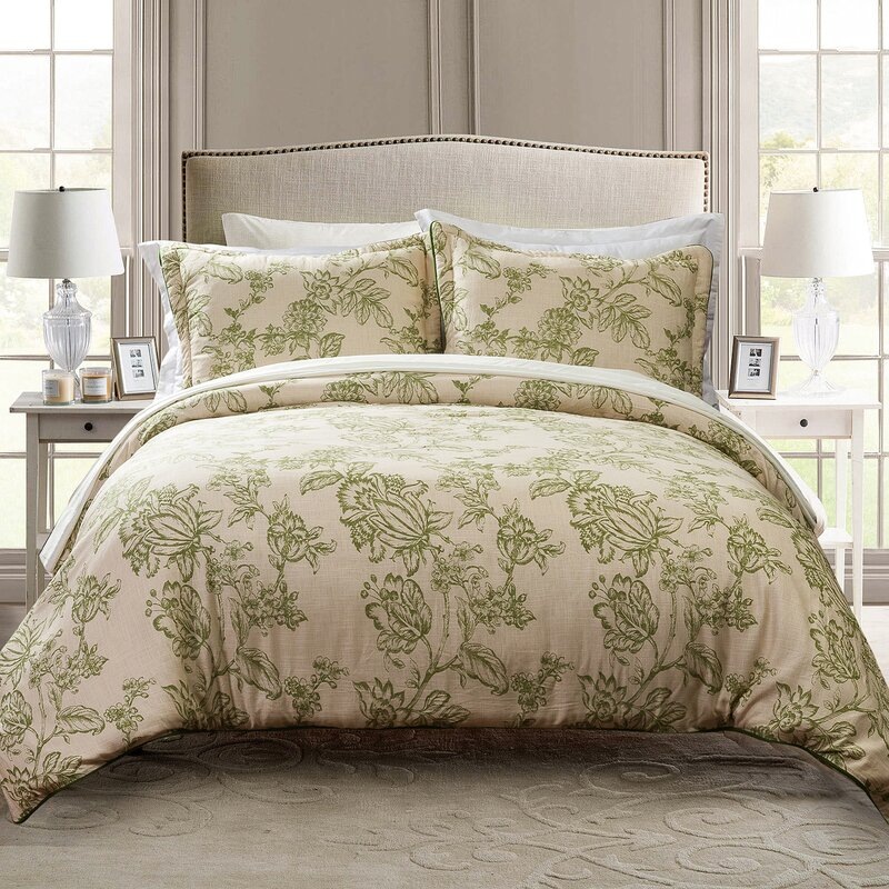 Hecht French Country Duver Cover Set Reviews Birch Lane