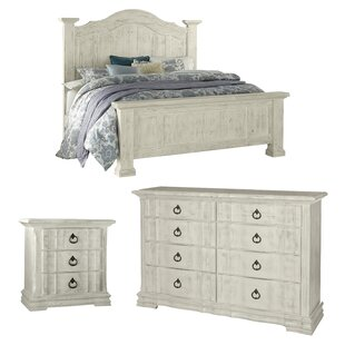 Fiske Sleigh Configurable Bedroom Set by Loon Peak