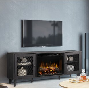 Comparison Dean TV Stand for TVs up to 60 with Fireplace By Dimplex